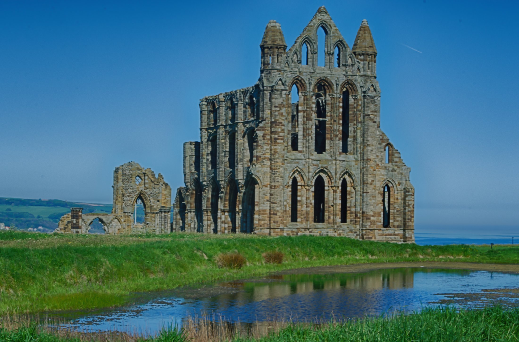 Whitby Abbey-
