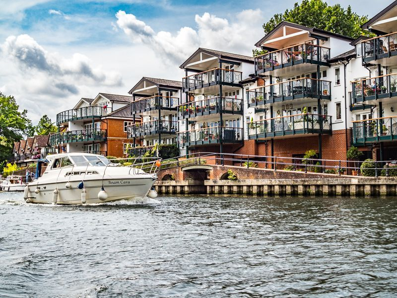 Photo Walk, Boulters Lock on the River Thames
