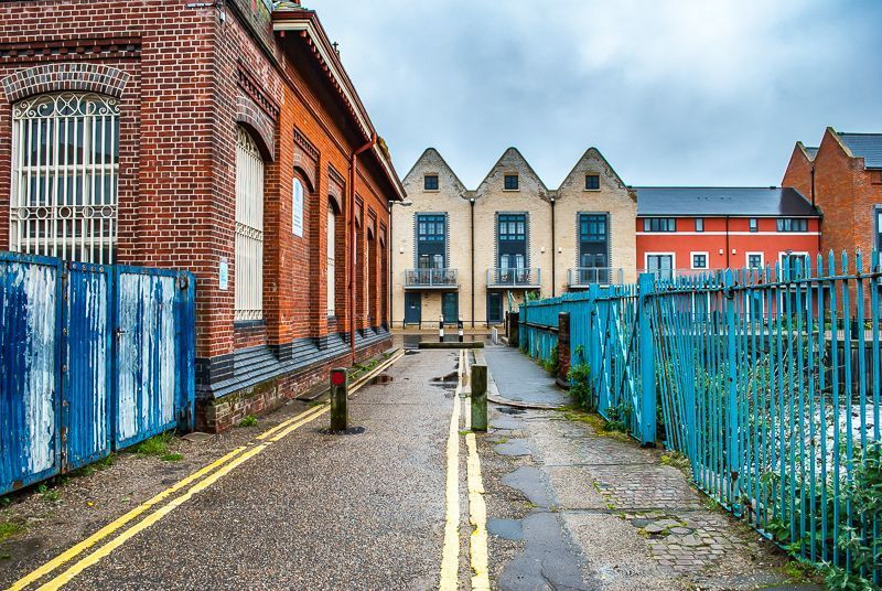 Photo Walk - The Glorious Architecture of Norwich, Norfolk 1