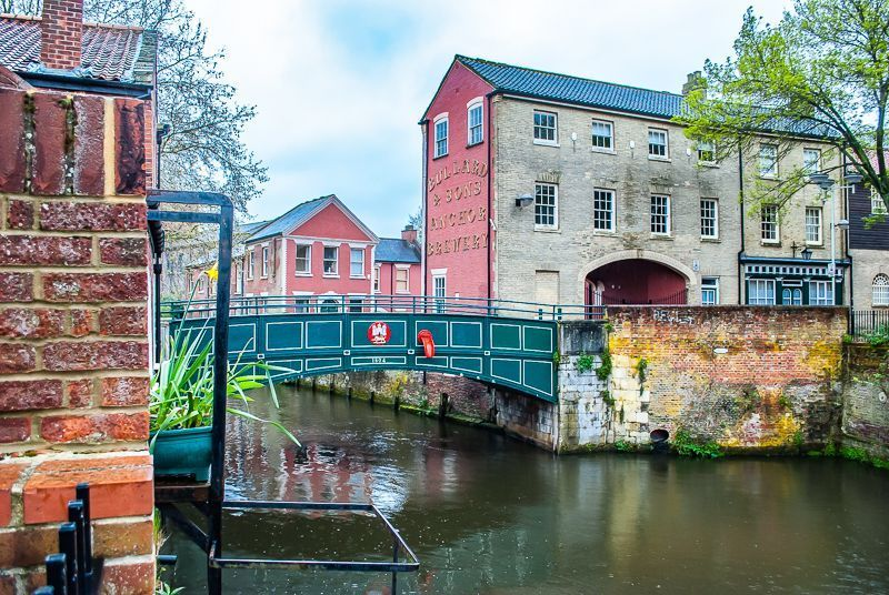 Photo Walk - The Glorious Architecture of Norwich, Norfolk 6