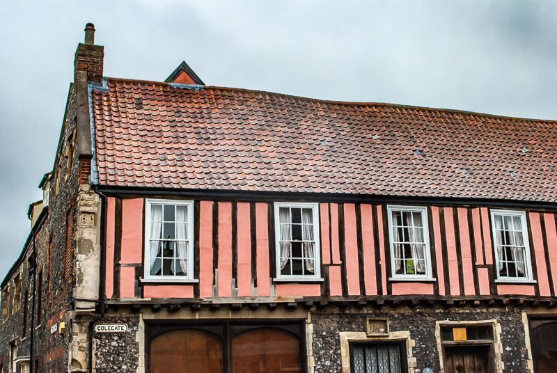 Photo Walk - The Glorious Architecture of Norwich, Norfolk 8