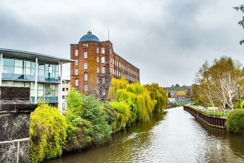 Photo Walk - The Glorious Architecture of Norwich, Norfolk 11