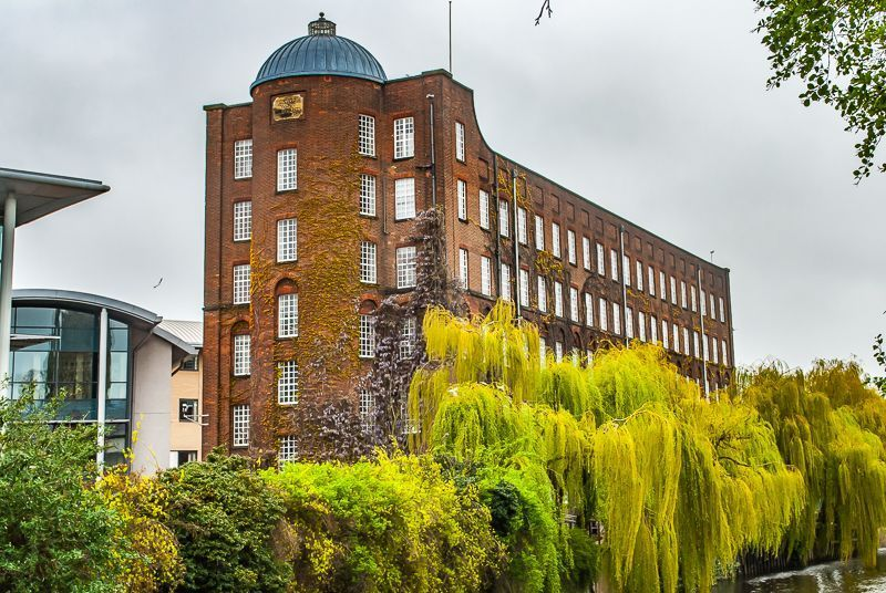 Photo Walk - The Glorious Architecture of Norwich, Norfolk 12