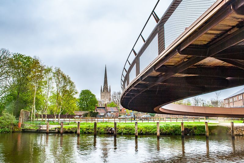 Photo Walk - The Glorious Architecture of Norwich, Norfolk 16