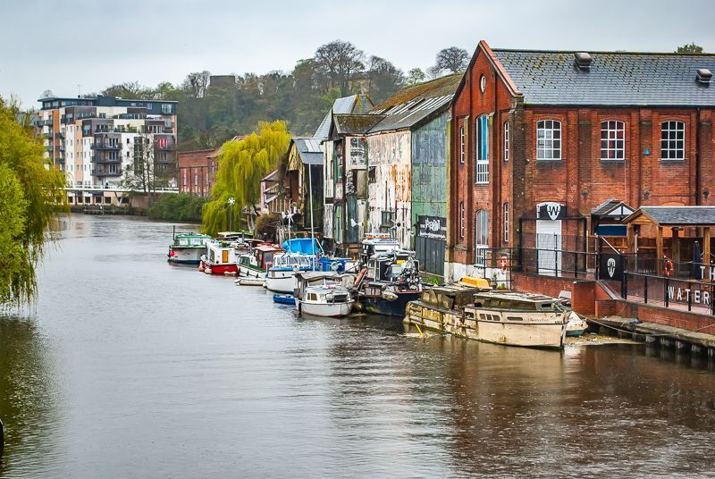 Photo Walk - The Glorious Architecture of Norwich, Norfolk 19