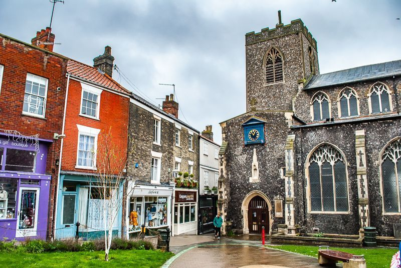 Photo Walk - The Glorious Architecture of Norwich, Norfolk 22