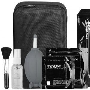 Movo Deluxe Essentials DSLR Camera Cleaning Kit 3