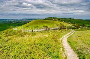 Trail to Ivinghoe Beacon Chiltern Hills Buckinghamshire - Photo Walk UK