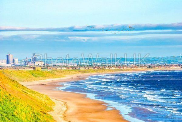 Steel making North Eats coast UK - Photo Walk UK