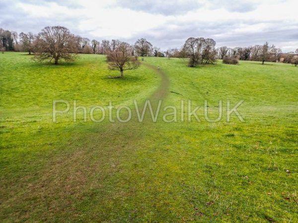 Basildon Park Grounds - Photo Walk UK
