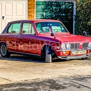 Bracknell, Berkshire, England. January 29 2020 Triumph Dolomite - Photo Walk UK