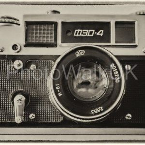 FED4 Rangefinder Camera - Photo Walk UK