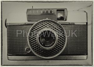 Olympus Pen EE Vintage Camera - Photo Walk UK