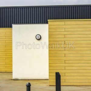 Yellow Wall Base – Colour - Photo Walk UK