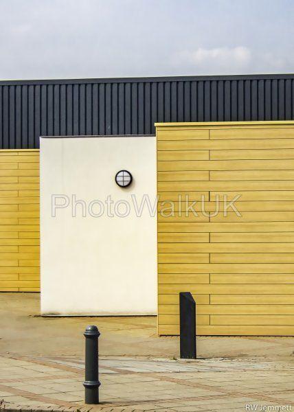 Yellow Wall Base – Colour - Photo Walk UK
