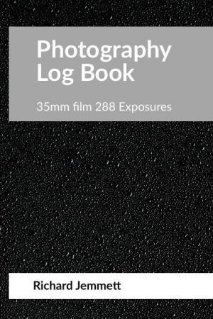 Photography Log Book
